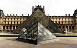 Musée du Louvre, Stockfoto