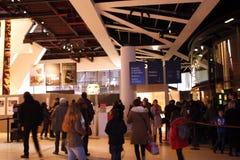 Musée Du Quai Branly w Paryż Zdjęcie Stock
