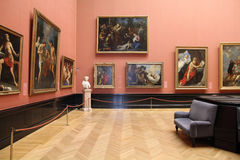 Musée à Vienne Images libres de droits