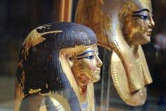 Musée égyptien photographie stock libre de droits