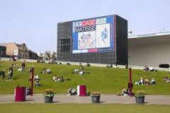 Musée Amsterdam de Stedelijk Image stock