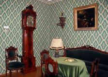 Musée - appartement commémoratif de grand auteur russe Fyodor Dostoevsky Photos libres de droits