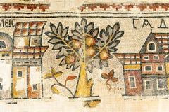 Musée archéologique de Madaba images stock