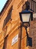 Musée architectural historique, Poble Espanyol, Barcelone, Espagne photo libre de droits
