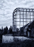 Musée arctique Rovaniemi image libre de droits