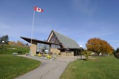 Musée au Canada Photographie stock libre de droits