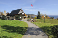 Musée au Canada Photos stock