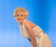 Musée Berlin de tussauds de Madame de Marilyn Monroe Image libre de droits