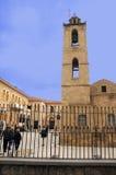 Musée bizantin, Nicosie Photographie stock libre de droits