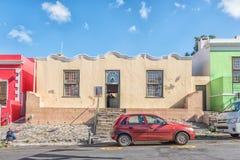 Musée BO-Kaap à Cape Town photos stock