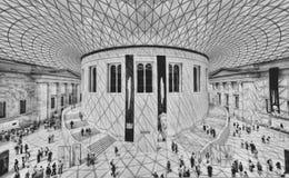 musée britannique de Londres photographie stock