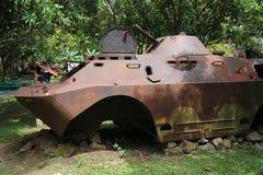 Musée Cambodge de guerre Photos stock