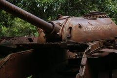 Musée Cambodge de guerre Photos libres de droits