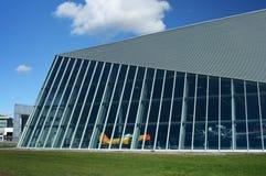 Musée canadien d'aviation et d'espace images stock