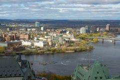 Musée canadien de l'histoire, Gatineau, Québec photos stock