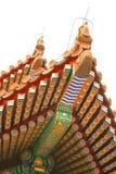 Musée chinois antique Pékin Chine de palais Photos stock
