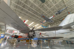 Musée chinois d'aviation Image stock
