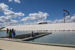 Musée commémoratif de JK - Brasilia/DF photos libres de droits