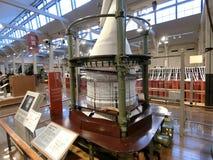 Musée commémoratif de Toyota d'industrie et de technologie Photographie stock