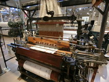 Musée commémoratif de Toyota d'industrie et de technologie Photographie stock libre de droits