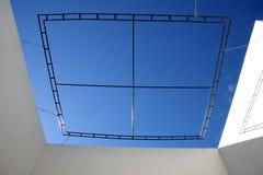 Musée construisant #3 abstrait Image libre de droits