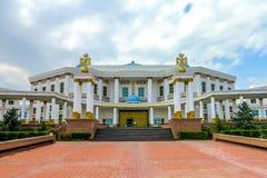 Musée d'état d'Achgabat photographie stock libre de droits