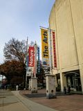 Musée d'état de la Pennsylvanie images libres de droits