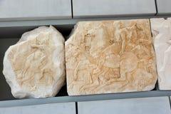 Musée d'Acropole, Athènes images stock