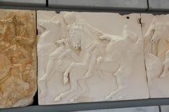 Musée d'Acropole, Athènes photos stock