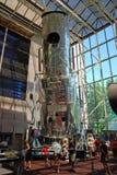 Musée d'air national et d'espace Images libres de droits