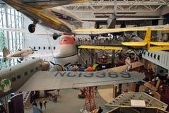 Musée d'air national et d'espace Image stock