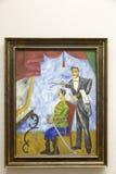 Musée d'Albertina à Vienne images libres de droits
