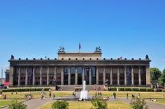 Musée d'Altes (vieux musée) à Berlin, Allemagne images stock