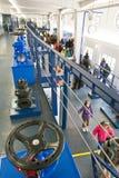 Musée d'approvisionnement en eau de Prague, usines hydrauliques de Podoli, Prague, tchèque Photographie stock