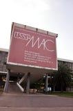 Musée d'art contemporain images libres de droits