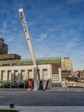 The Musée d`art contemporain de Montréal Stock Images