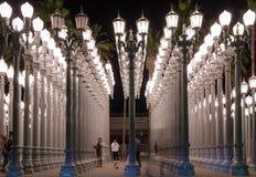 Musée d'Art du comté de Los Angeles Photographie stock libre de droits