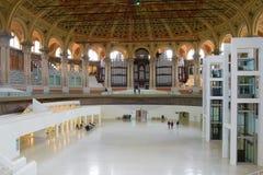 Musée d'art national de la Catalogne Photo libre de droits