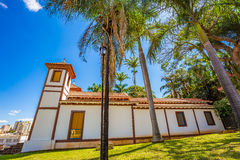 Musée d'Art saint Uberaba, Minas Gerais - Brésil Images stock