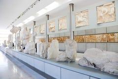 Musée d'Athènes, Grèce image libre de droits