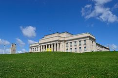 Musée d'Auckland images libres de droits