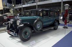 Musée d'Autoworld, Bruxelles, Belgique, le 10 juillet 2016 Photos stock