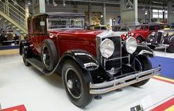 Musée d'Autoworld, Bruxelles, Belgique, le 10 juillet 2016 Photographie stock