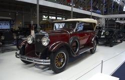 Musée d'Autoworld, Bruxelles, Belgique, le 10 juillet 2016 Photos libres de droits