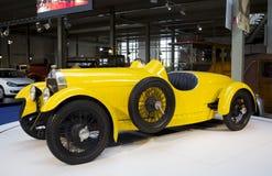 Musée d'Autoworld, Bruxelles, Belgique, le 10 juillet 2016 Photo libre de droits