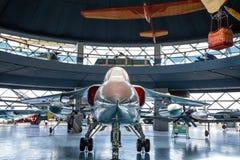 Musée d'aviation Images libres de droits