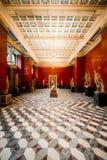 Musée d'ermitage dans le saint Petersbourg, Russie Images libres de droits