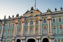 Musée d'ermitage - palais d'hiver dans le St Petersbourg, Russie Photographie stock