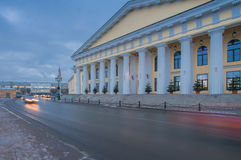 Musée d'exploitation de St Petersburg Photos libres de droits
