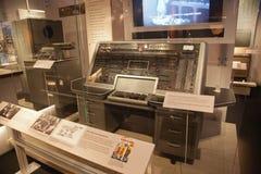 Musée d'histoire d'ordinateur Images stock